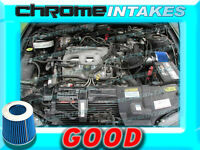 Blue 94 95/1994 1995 Chevy Beretta/chevrolet Corsica 3.1 3.1l V6 Air Intake Kit