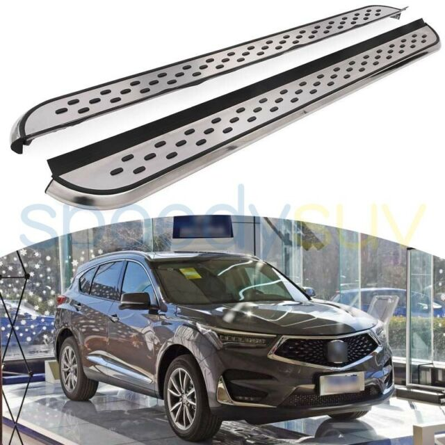 US Stock For Acura RDX 2019 2020 S-Steel Running Board