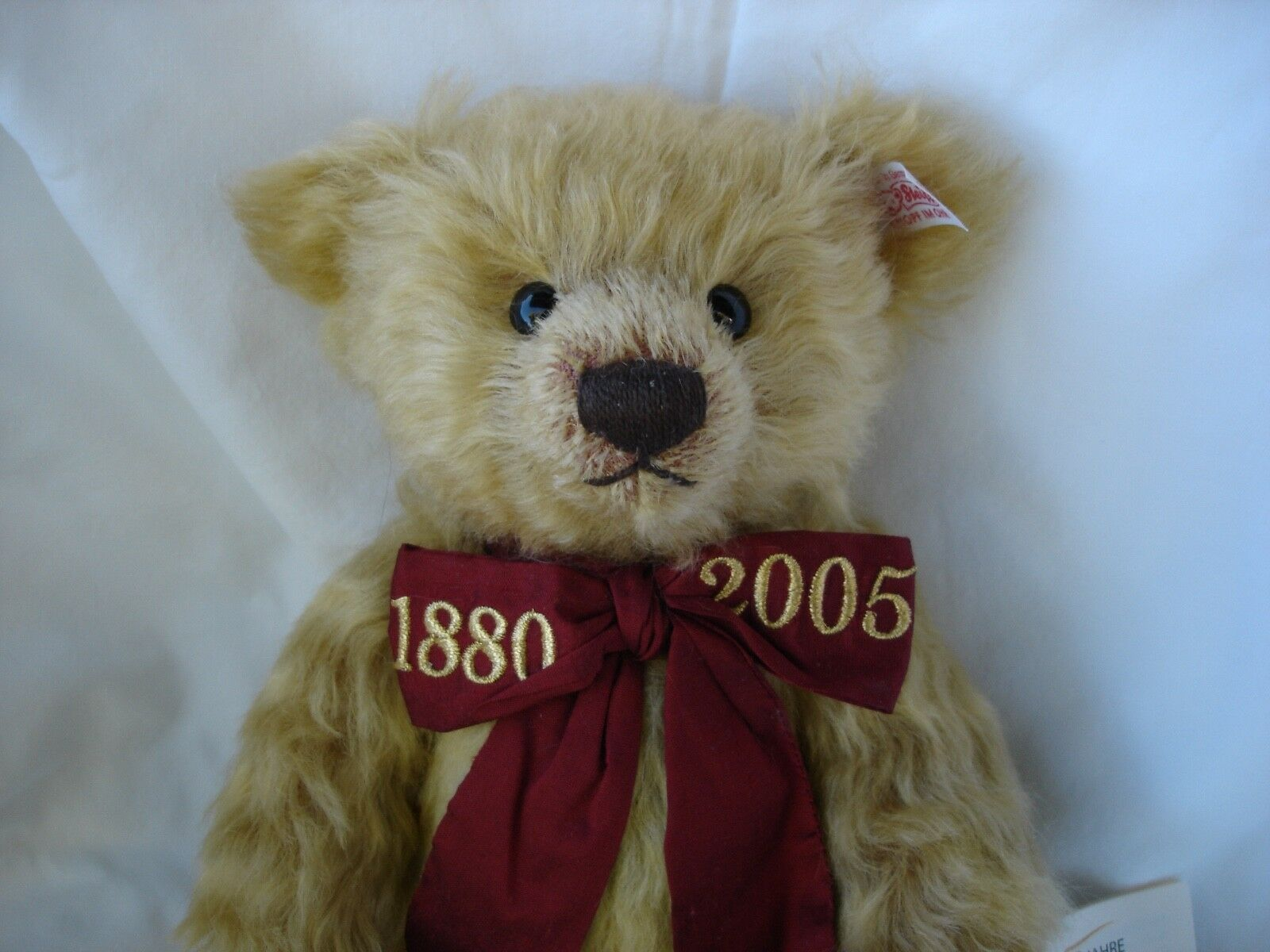 Steiff Celebration Teddy bear Ltd Ed