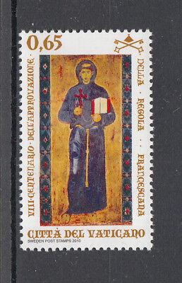Unter Der Voraussetzung G 009 Jahrestag Des Heiligen Franziskus Vatikan 2010 **/mnh