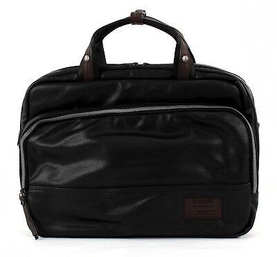 Il Migliore Bugatti Cross Body Bag Modo D Business Black Facile Da Lubrificare