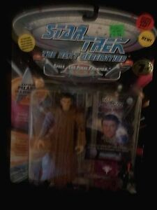 1993 Playmates Star Trek Next Generation CAPTAIN PICARD