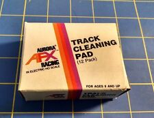 AFX TOMY Aurora 2595 Track Cleaning Pad (12Pack) from Mid-America Raceway