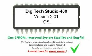 Digitech-Studio-400-Version-2-01-Firmware-Upgrade-Update-for-Studio400-EFX