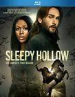 Sleepy Hollow Season 1 3pc WS BLURAY