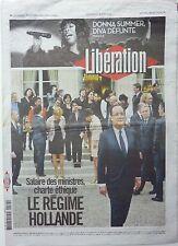 French newspaper 2012: DONNA SUMMER_MATTHIAS SCHOENAERTS