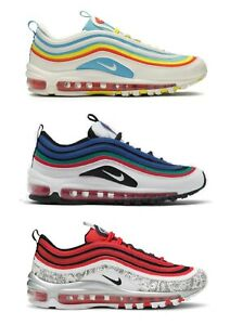 Nike Air Max 97 Kids/Youth Athletic Shoes, Color, Size, # CK0052 ...