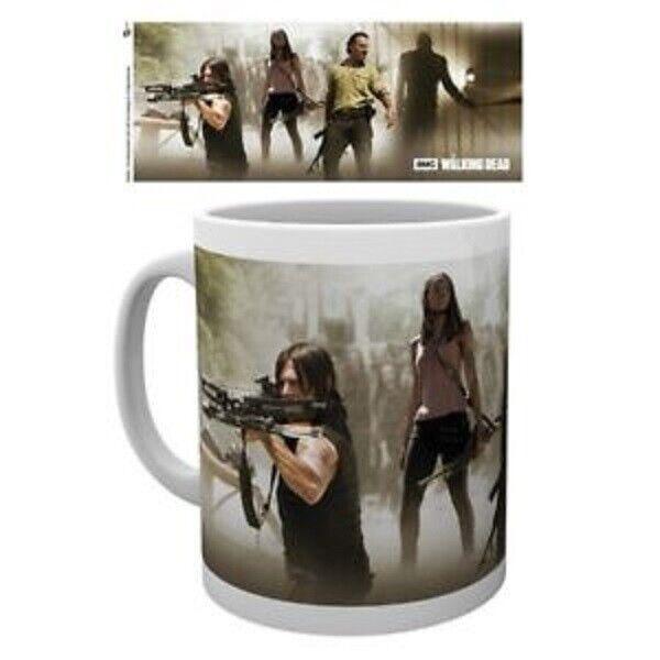 The Walking Dead Banner II TWD Coffee Tea Mug