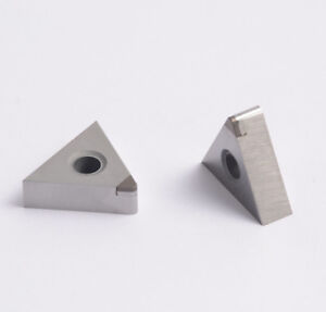 2pcs VNMG160404 CBN  turning inserts diamond inserts  for steel processing