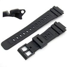 Correa de Reloj 18mm para adaptarse a Casio DW5600C, DW5700C, DW5800C, SW6100, DW5200, DW5000