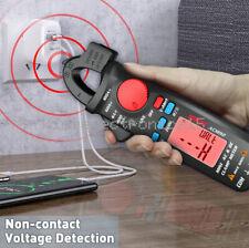 Digital Clamp Meter Ac Dc Current Ammeter Multimeter Voltage Hz Ncv Ohm Tester