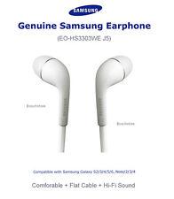 Samsung Headphones Earphones For Galaxy S5 S4 S3 100% Original Genuine Official