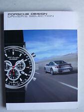 Prospekt Porsche Design Driver's Selection, 6.2006, 134 Seiten, DIN A5