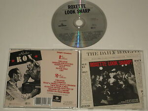ROXETTE-LOOK-SHARP-PARLOPHONE-564-79-1098-2-CD-ALBUM