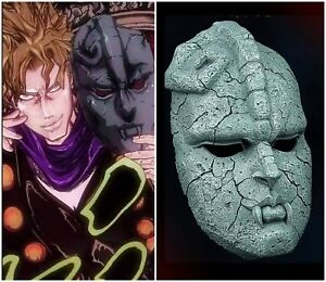 JoJo/'s Bizarre Adventure Vampire Stone Mask Resin Halloween Cosplay Xmas Costume