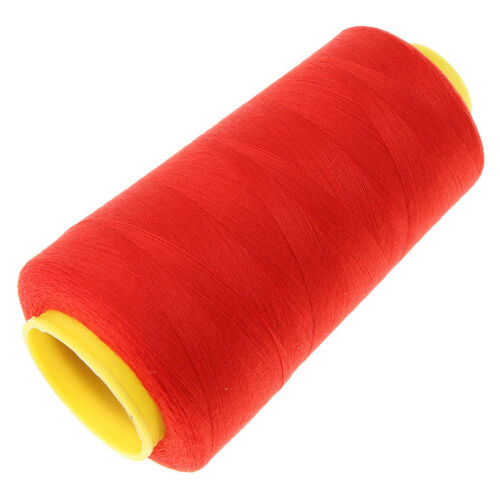 3000 Yards Strong Polyester Leather Sewing Threads for DIY Project Canvas Tent