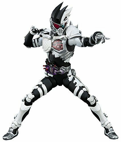 USED S.H.Figuarts Masked Kamen Rider EX-AID GENM ZOMBIE GAMER LEVEL X Figure