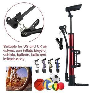 Mini-Bicycle-Pump-Portable-Hand-Pressure-Air-Tire-Inflator-Mountain-Bike-Cycling