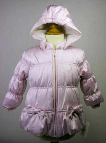 Kanz Baby Anorak Winter Jacke Kapuze rosa Mädchen Gr 56 62 74 ehe UVP59,95€ Neu