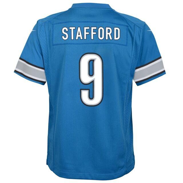 Buy Nike NFL Detroit Lions Matthew Stafford Youth Replica Football ... a245b6199