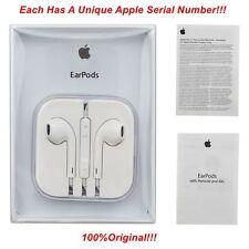 Original Genuine Remote&Mic EarPods Earphones For Apple iPhone6 6S Plus 5S 5 SE