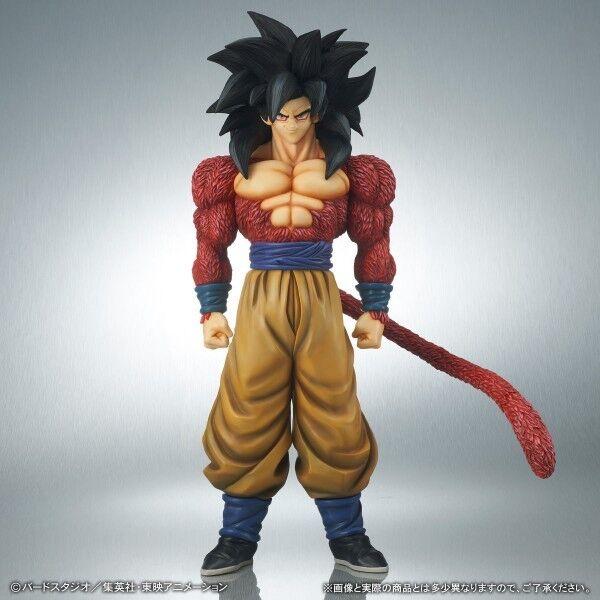 Dragon Ball GT - Gigantic Series Son Goku (Super Saiyan 4) Special Farbe Ver. -