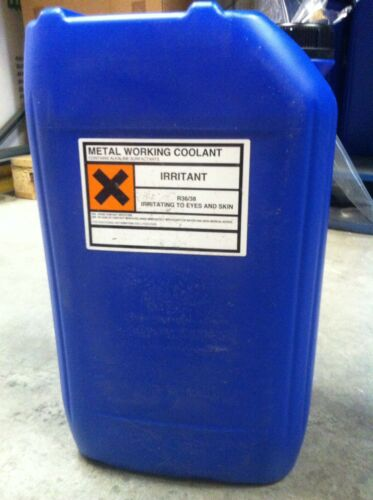 Fluid 25 LTR Supercool EP Semi Synthetic Soluble Metal Cutting Oil
