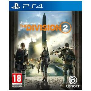 UBISOFT-PS4-Tom-Clancy-039-s-The-Division-2-Day-One-15-03-2019