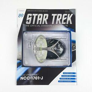 Star-Trek-Starship-Collection-USS-ENTERPRISE-1701-J-Model-Eaglemoss-Issue-89