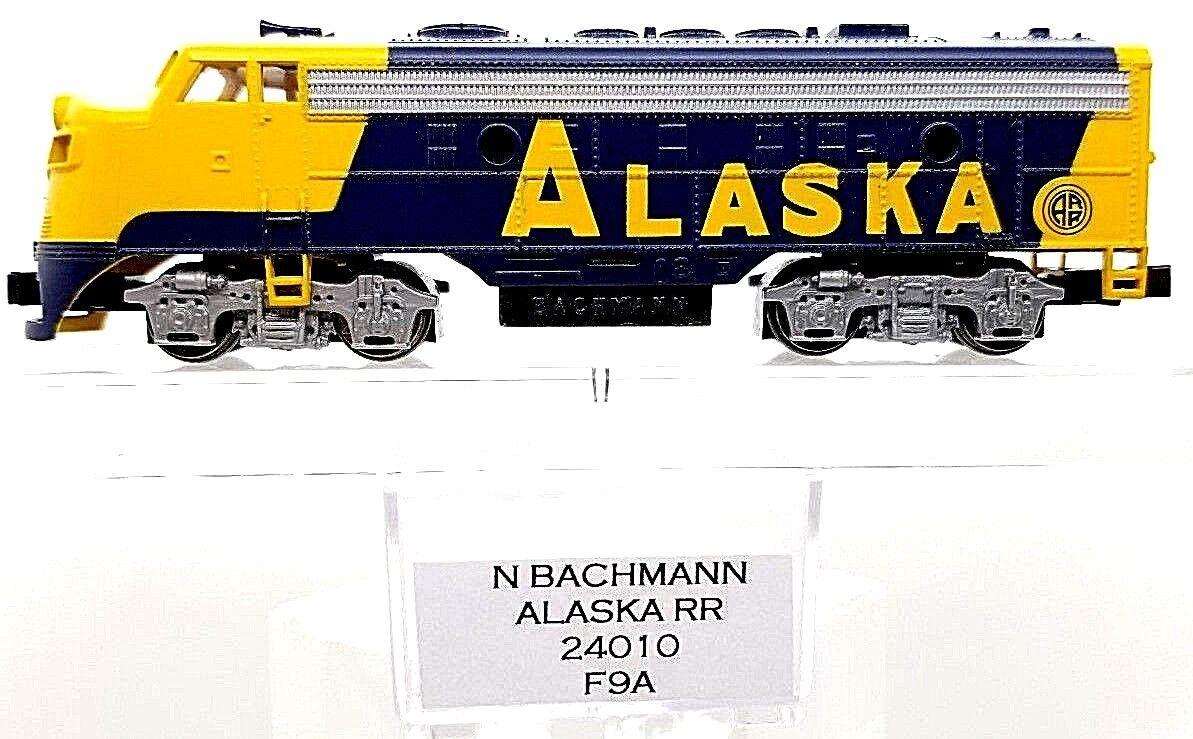 N Bachmann 24010 Alaska RR F9A Locomotora (probados)