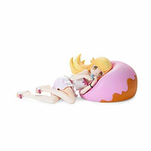 Taito Monogatari Series  Shinobu Oshino Donut Cushion cifra