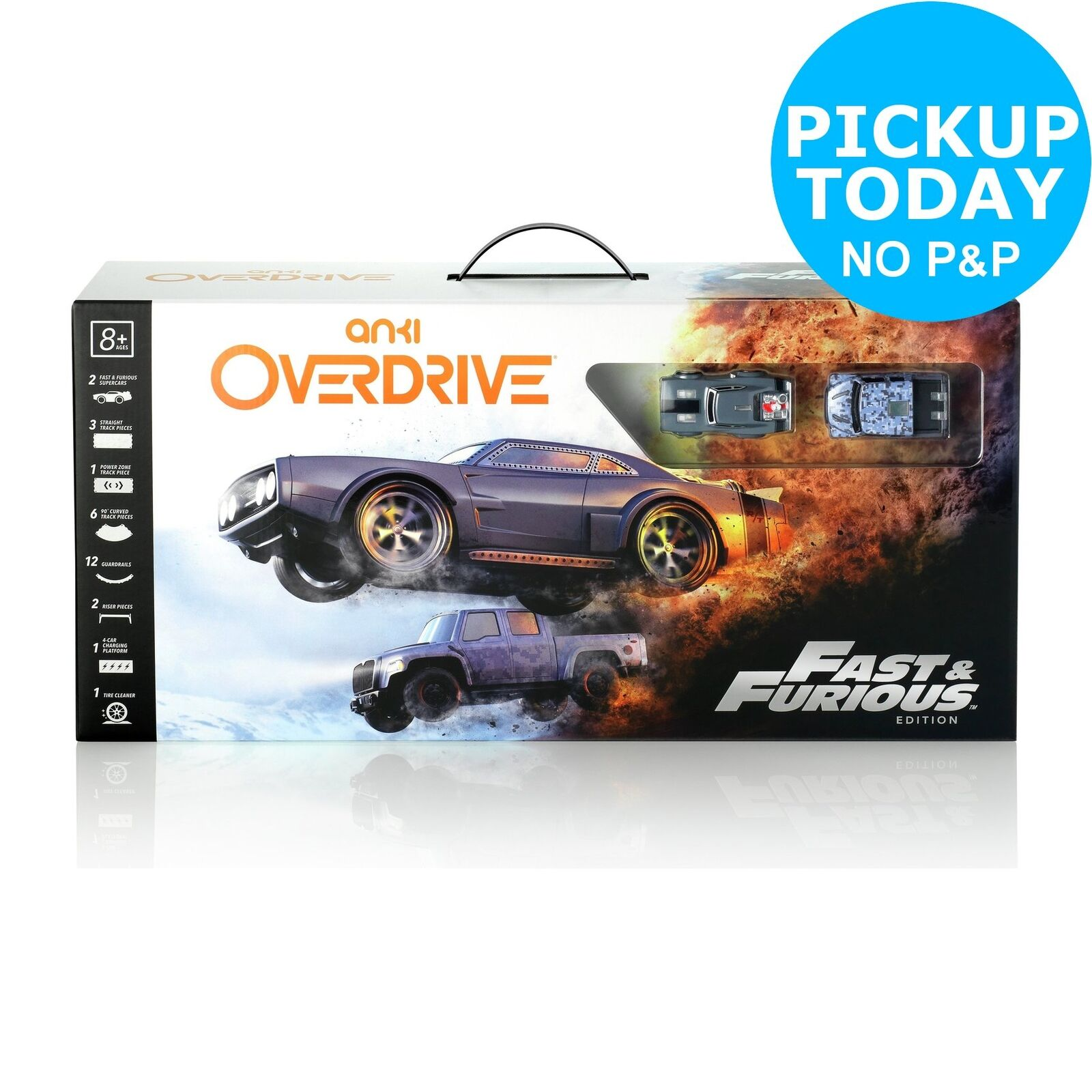 Overdrive Starter Kit Fast and Furious Edition 8+ Years