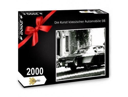 Chrysler 300, Puzzle 2000 Teile, Die Kunst automobiler Klassiker Motiv 8 12  | Attraktiv Und Langlebig