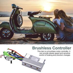 24V-250W-Brushless-Motor-Controller-Per-E-bike-Elettrico-Bicicletta-Scooter