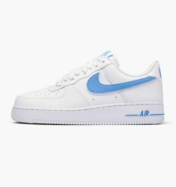 nike air force 1 07 blu