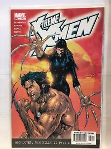 X-Treme-X-Men-Vol-1-28-VF-1st-Print-Marvel-Comics