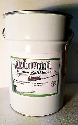 Heimwerker Bitumen Kaltkleber Kaltanstrich Bitumenkleber Dachpappenkleber Gesundheit FöRdern Und Krankheiten Heilen