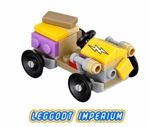 LEGO-Minifigure-Go-Cart-Gravity-Bart-Simpson-Dimensions-miniset-FREE-POST