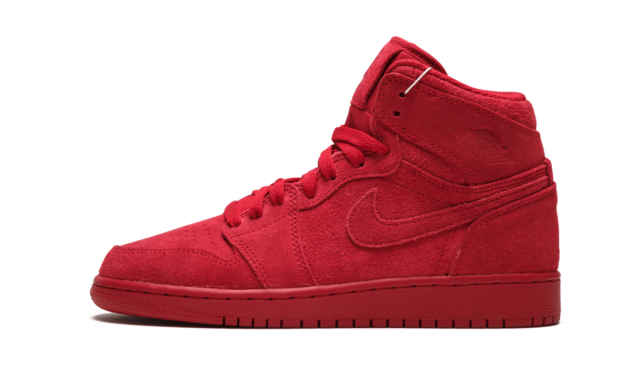 Nike Air Jordan 1 Retro High BG All Red
