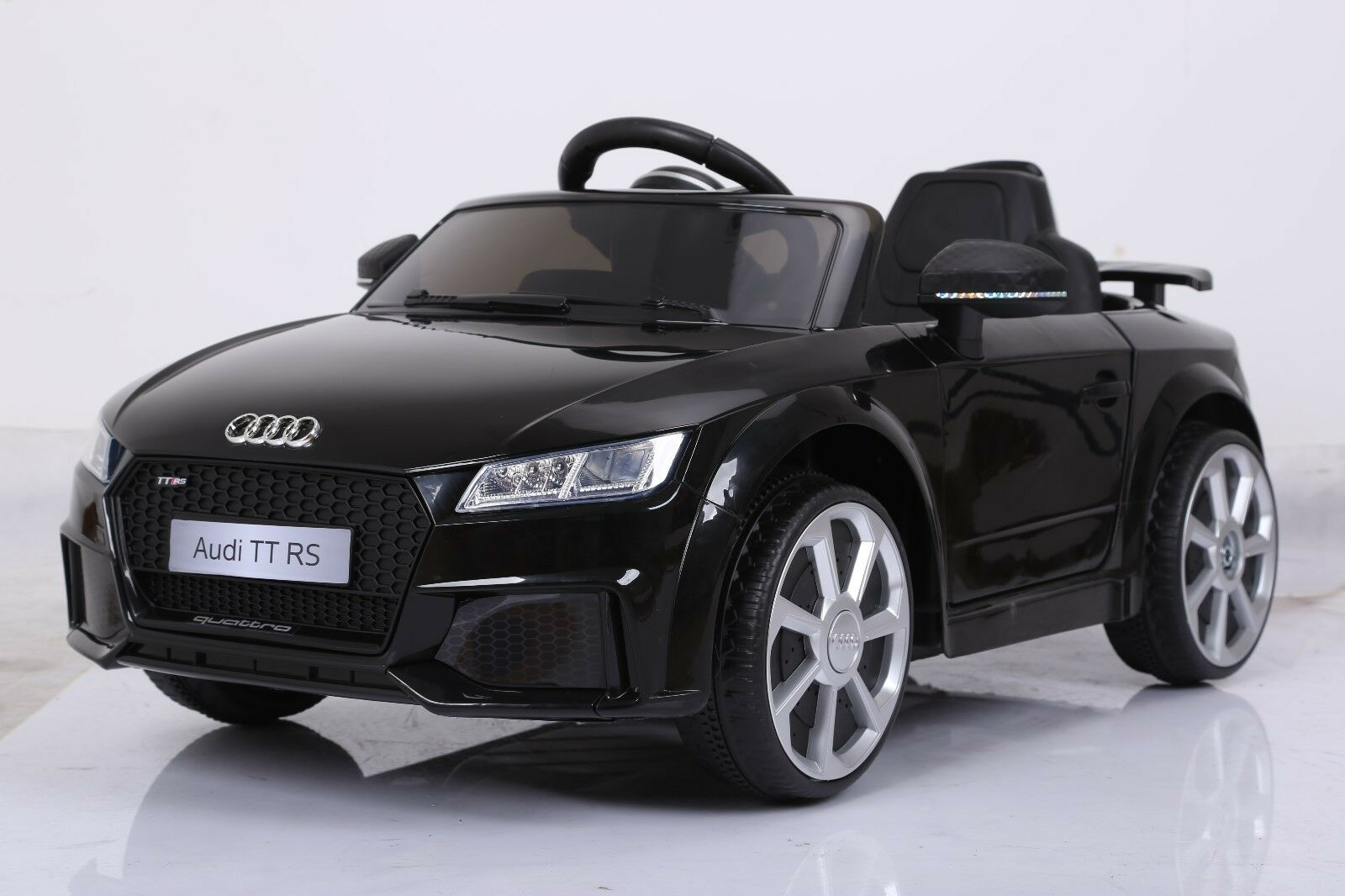 Details zu 12V OFFICIAL AUDI TT RS LICENSED KIDS ELECTRIC RIDE ON TOY CAR  PARENTAL REMOTE | audi toy car