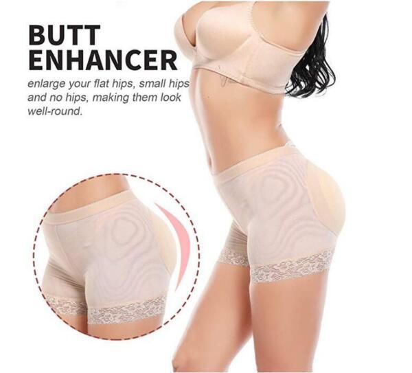Sexy Damen Push Up Po Höschen Slip Unterhose Mieder Dessous Lift Hüfte Panty HOT