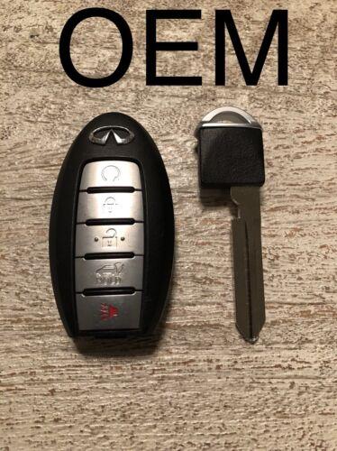 OEM 2014-2018 Infiniti QX80 Proximity Smart Key 5BTN FCC CWTWB1G744