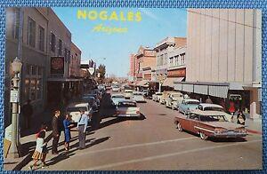 Unused-Postcard-of-Nogales-Arizona
