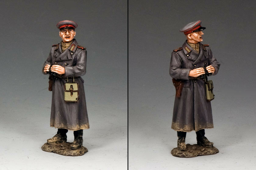 KING AND COUNTRY Red Army Russian General WW2 RA27 RA027