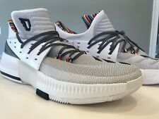 new styles 5b4cc 0339e Adidas Dame 3 BHM Arthur Ashe Collection - SIZE 18 BRAND NEW D Lillard