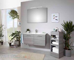 Spiegel 100 Cm : Pelipal badmöbel waschplatz teilig spiegel cm türen