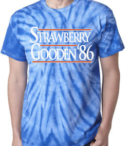 best authentic bb862 0525c Details about Tie Dye Darryl Strawberry Doc Gooden New York Mets