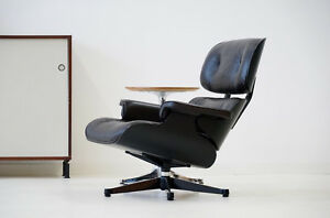 Das Bild Wird Geladen Charles Eames Original Lounge Chair Sessel Von Herman