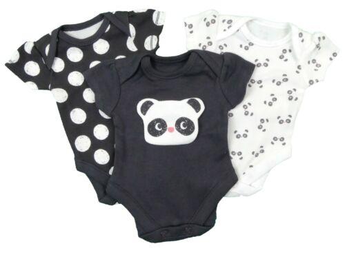 Baby Girls Cute Three Pack Vests Sets Striking Design  Puffed Sleeve detail