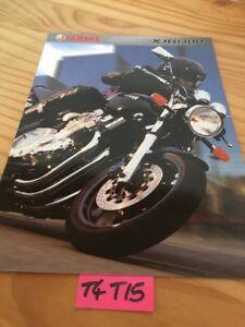 Yamaha-XJR1300-XJR-1300-1300XJR-brochure-catalogue-moto-prospectus-publicite